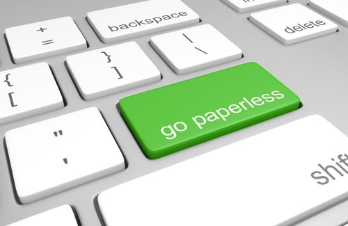 Going Paperless: The Bottom Line Benefits of an Asset Management and Work Order System