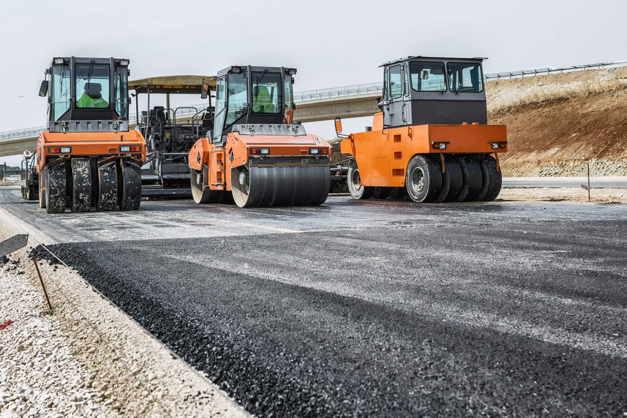 Paving the Way  – Managing and Maintaining Critical Highway Department Assets